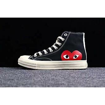 Converse Classic Cdg Play X 1970s Unisex Canvas Skateboard Shoes