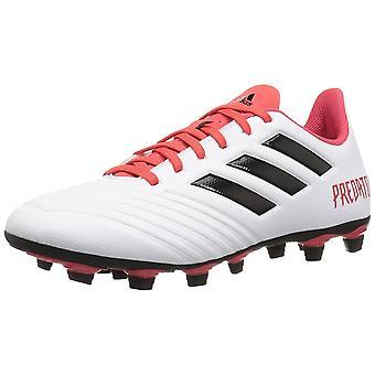 أديداس الأولاد المفترس 18.4 منخفضة FxG الرباط الأعلى حتى حذاء رياضة كرة القدم