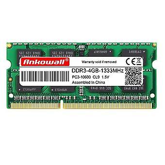 Memoria portátil Sodimm Ddr3l Ram de 1600 Mhz