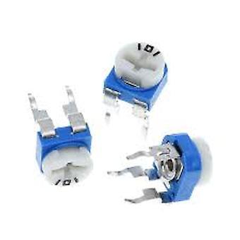 20pcs Rm065 Rm-065 100 200 500 1k-500k 1m Ohm Trimpot Trimmer Potentiometer