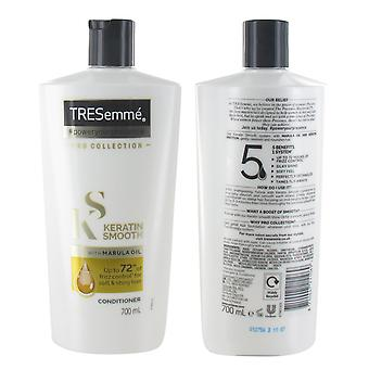 TRESemme Pro Collection Keratin Smooth 700ml Conditioner with Marula Oil