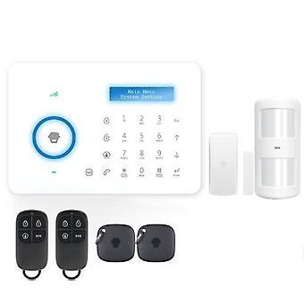 Chuango B11 315MHz Wireless Auto-dial GSM PSTN Alarm Security System