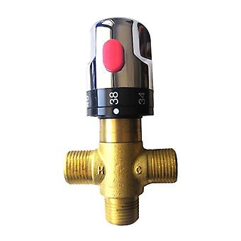 Thermostatic Mixing Valve Temperature Shower Water Control