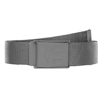 Etnies Staplez Belt - Charcoal