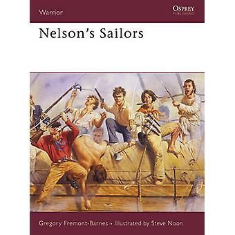 Nelsons Sailors-tekijä Gregory FremontBarnes