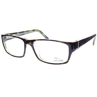 Jaguar Eyeglasses Tortoise 31004-5100 Acetate Germany Made Frame