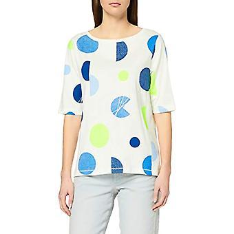 edc de Esprit 020CC1K319 Camiseta, Blanco (Blanco 110), S Mujer