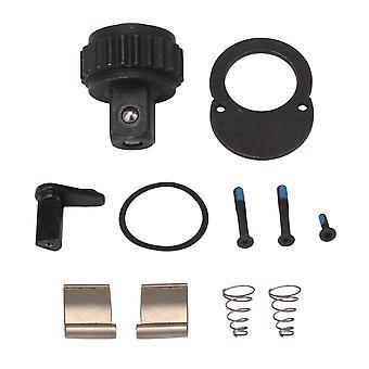 45Steel 1/2Inch Drive Ratchet Repair Kit for 12.5mm Ratchet Head Repair