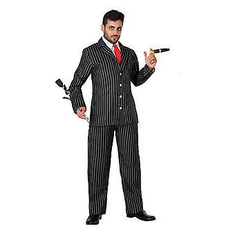 Kostüm für Erwachsene Gangster (Größe xl)