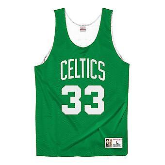 REVERSIBLE Tank Top Jersey Boston Celtics Larry Bird