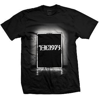 The 1975 - Black Tour Men's XXX-Large T-Shirt - Black