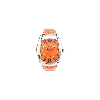 Unisex Horloge Chronotech Omkeerbaar (42 Mm) (ø 42 Mm)
