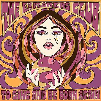 Explorers Club - Att sjunga och födas på CD