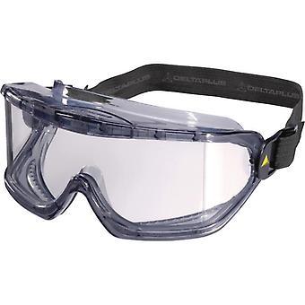 Óculos de segurança anti-neblina de ventilação indireta