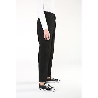 Pocket Hijab Mom Denim Pants