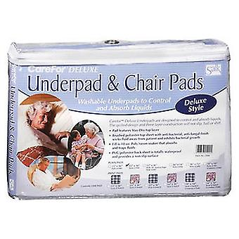 Salk Salk Carefor Deluxe Underpad & Chair Pad 32 Inch X 36 Inch, 1 Each