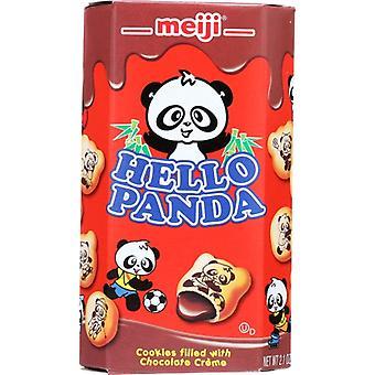 Meiji Cookie Choc Hello Panda, prípad 10 X 2 Oz