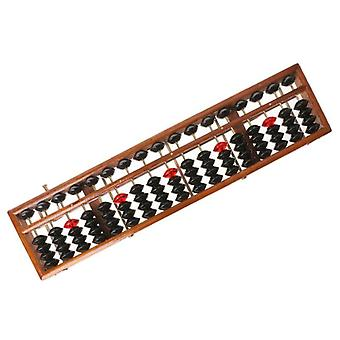 17 cifre Abacus kinesisk lommeregner Counting Math Learning Tool Begyndere Dropshipping
