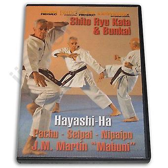 Shito Ryu Kata &Bunkai Hayashi Ha Martin Dvd -Vd7031A