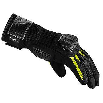 Spidi GB Rainwarrior CE Handskar Svart/Gul [B97-486]