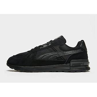 New Puma Men's Graviton Pro Classic Trainers from JD Outlet Black