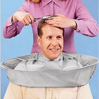 Creative Diy Förkläde hårklippning Coat Cloak Hår Barber Salon Stylister Paraply