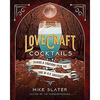 Lovecraft Cocktails by Mike SlaterLLC Red Duke Games