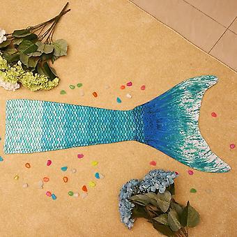 Trendy Children Girls Mermaid Tail Swimmable Bikini Set Swimming Swimsuit Set