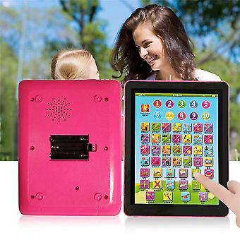 Tablet Pad Ordinateur pour enfants Apprentissage de l'anglais Enseignement enseignement du matériel