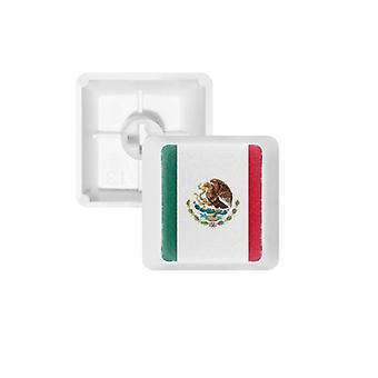 Meksikon lipun keycap-näppäimistö