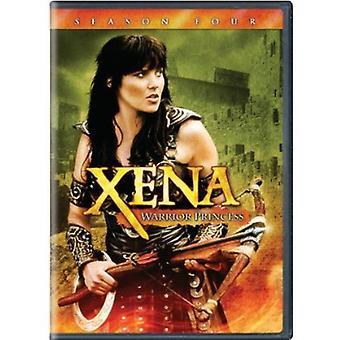 Xena: Warrior Princess: importação EUA Season 4 [DVD]