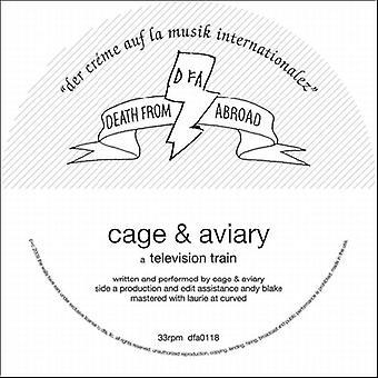 Cage & Aviary - Television Train [Vinyl] USA import