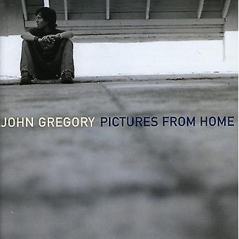 John Gregory - Bilder von zu Hause aus [CD] USA import
