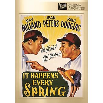 It Happens Every Spring [DVD] USA import