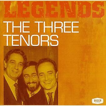 三大テノール - 伝説 [CD] アメリカ インポートします。