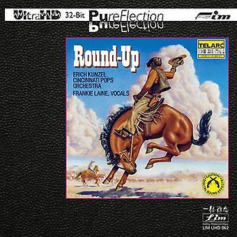 エーリッヒ ・ カンゼル ・ シンシナティ ポップス オーケストラ - ラウンド アップ [CD] アメリカ インポートします。