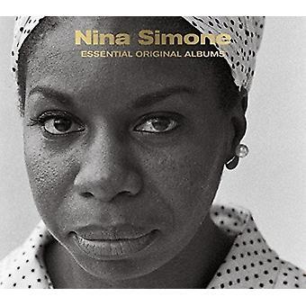 Nina Simone - Essential Original Albums [CD] USA import
