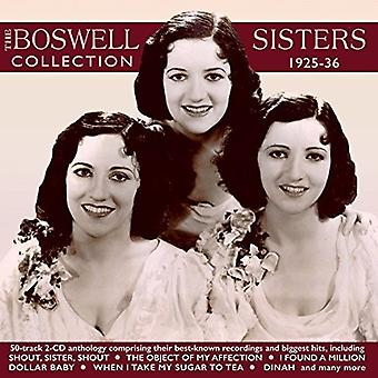 Boswell Sisters - Boswell Sisters: Collectie 1925-36 [CD] USA import