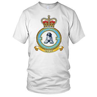 Royal de la Royal Air Force fuerza aérea 208 escuadrón para hombre camiseta