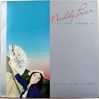Maddy Prior & the Answers - Going for Glory [CD] USA import