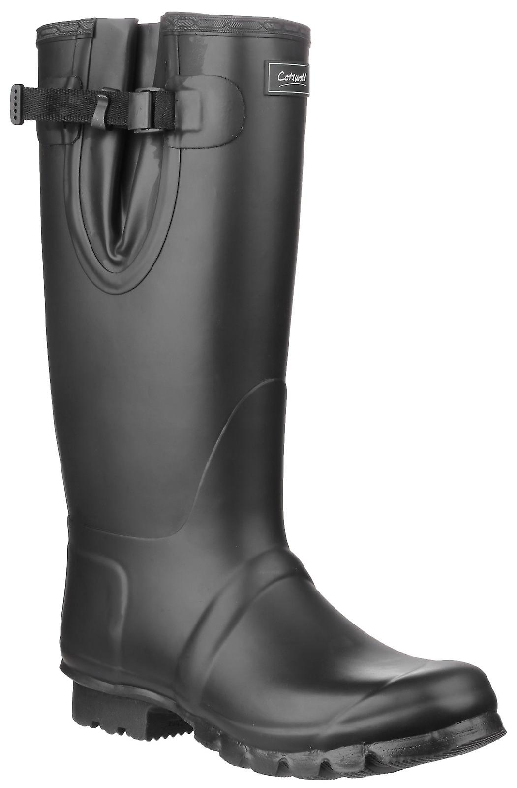 Centek FS331 S3 black water resistant SRC safety boot with midsole 5-12