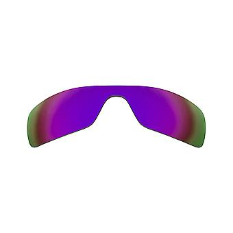 Polarized Replacement Lenses for Oakley Oil Rig Sunglasses Purple Anti-Scratch Anti-Glare UV400 by SeekOptics