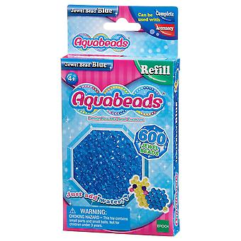 Aquabeads Jewel Bead Pack - Albastru