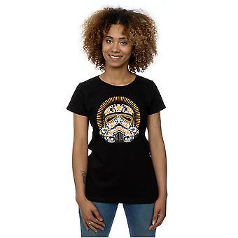 Star Wars Stormtrooper Dia De Los Muertos Frauenunterhemde