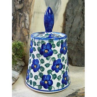 Socker / sylt burk, unika 42 - Bunzlau keramik porslin - BSN 6534
