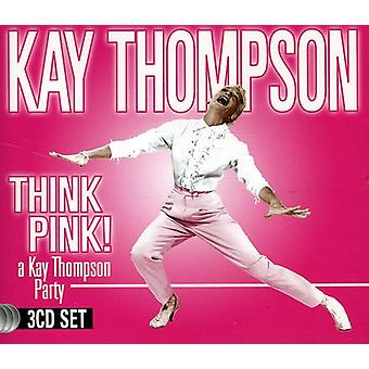 Kay Thompson - Think Pink! a Kay Thompson P [CD] USA import