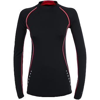 Trespass dame/damer Dasha fugtspredende kompression Baselayer Top