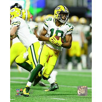 Randall Cobb 2017 Action Photo Print
