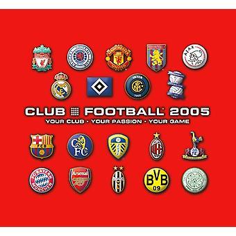 Club Football AC Milan 2005 (Xbox) - New