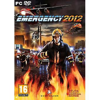Emergency 2012 (PC DVD) - As New
